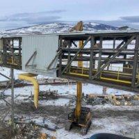 Wabash Boiler Demolition 06